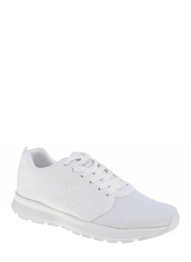 Hummel Unisex Agoptos Training Ayakkabısı 207887-9001 Beyaz